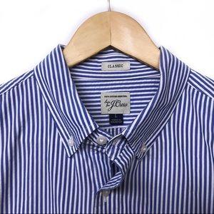 Classic Secret Wash shirt in poplin